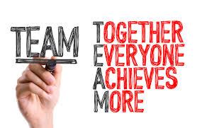 Heb jij een team om je heen?